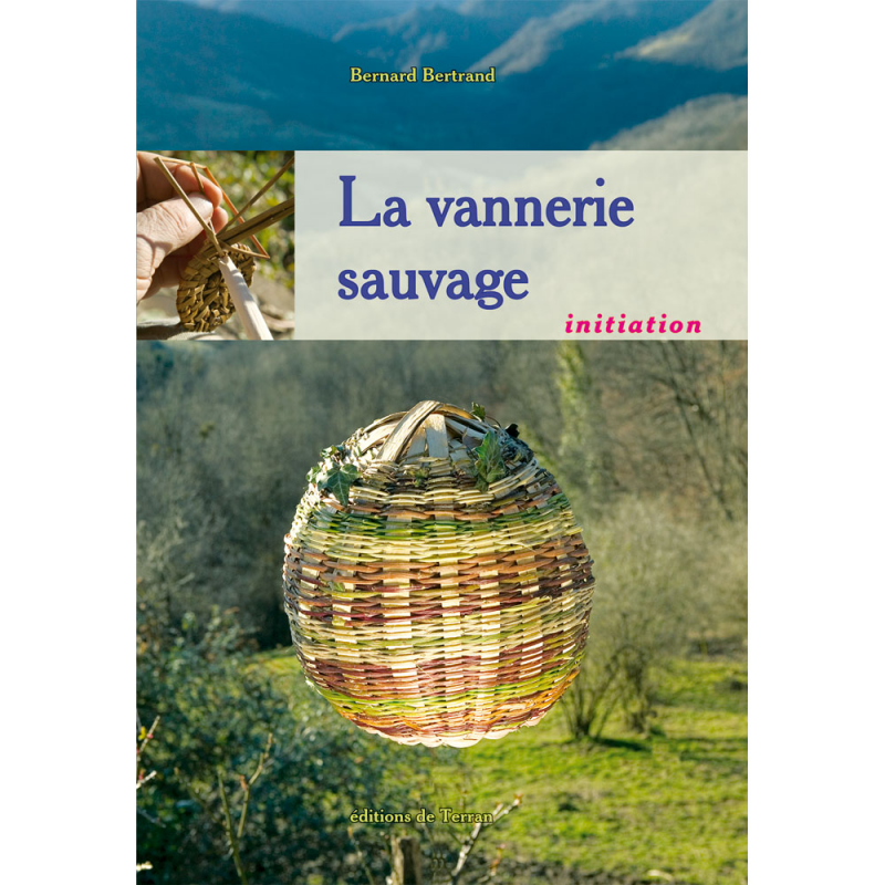 Vannerie sauvage, initiation