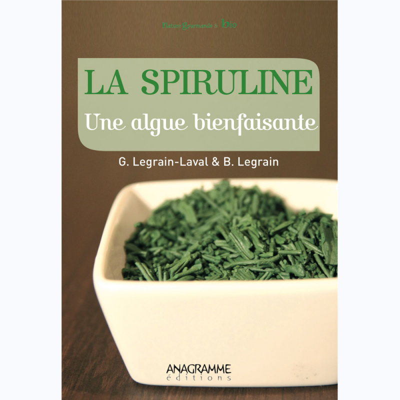 La spiruline, une algue bienfaisante