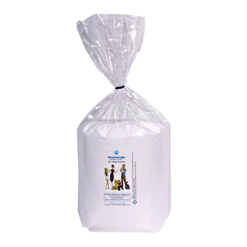Bicarbonate 3kg (sac recharge)