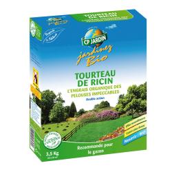 Tourteau de Ricin 3,5 Kg