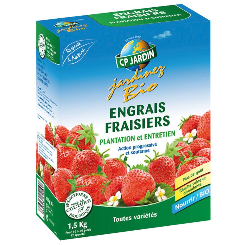 Engrais Fraisiers 1,5 Kg