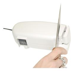 Aiguiseur électrique couteaux et ciseaux