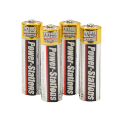 4 piles LR6 / AA