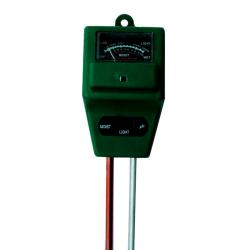 Testeur de pH + Hygromètre