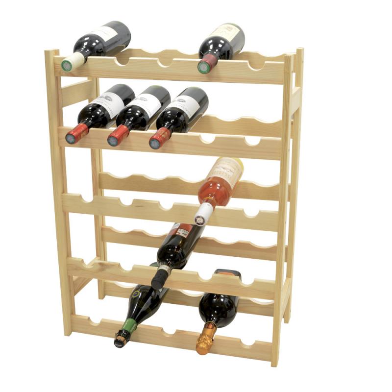 Etagère 25 Bouteilles De Vin Magellan Biofr