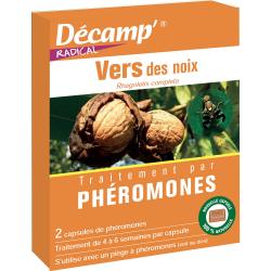 2 Phéromones Vers des Noix (Rhagoletis C.)