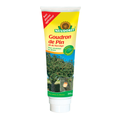 Goudron de pin avec pinceau applicateur 250g