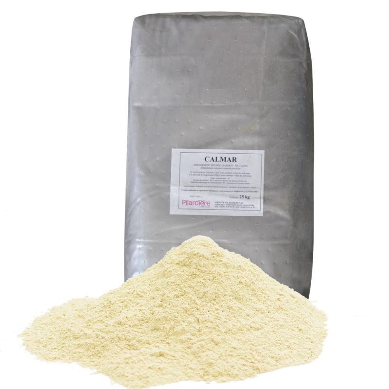 Lithothamne CALMAR® 160µ 25Kg
