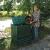 Composteur Eco-King vert