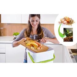 Composteur de cuisine Bokashi Organico
