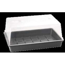 Mini-Serre Géante Polycarbonate 59x39x27 cm