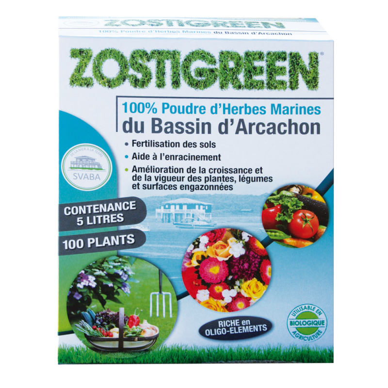 Poudre d'Herbes Marines ZOSTIGREEN®