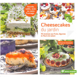 Cheesecakes du Jardin