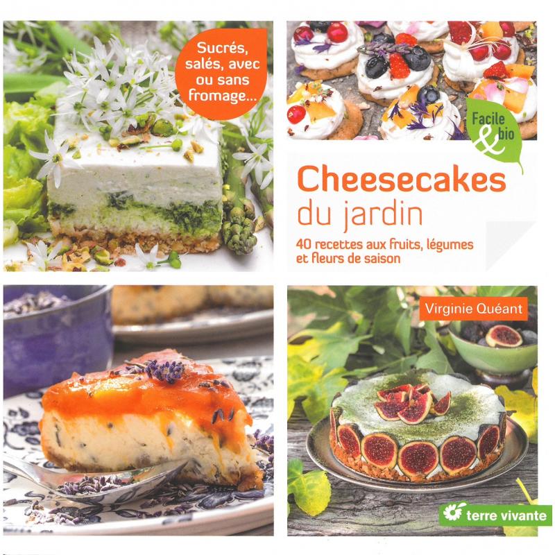 Cheesecakes du Jardin