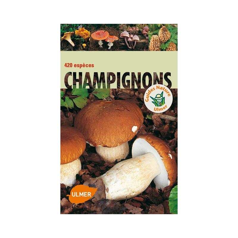 Livre 420 Espèces de Champignon