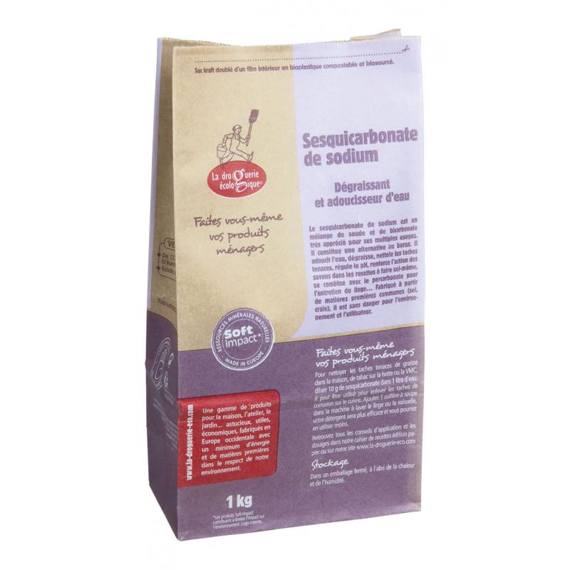 Sesquicarbonate de sodium 1kg sac