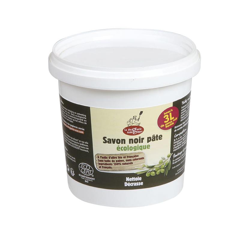 Savon noir pâte olive bio 1Kg
