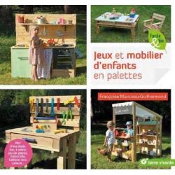Jeux et Mobiliers d'Enfants en Palettes