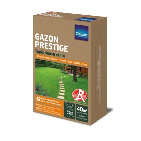 Gazon prestige Label Rouge