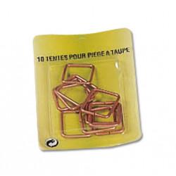 Lot de 10 Détentes pour Pièges Putange