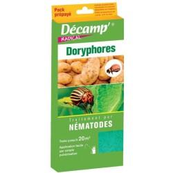 Nématodes contre doryphores (pack prépayé)