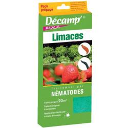 Nématodes contre limaces (Pack prépayé)