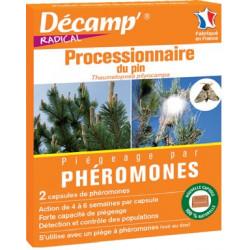2 phéromones Chenille Processionnaire du Pin (Thaumetopoea p.)