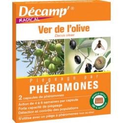 Phéromone Ver de l'Olive