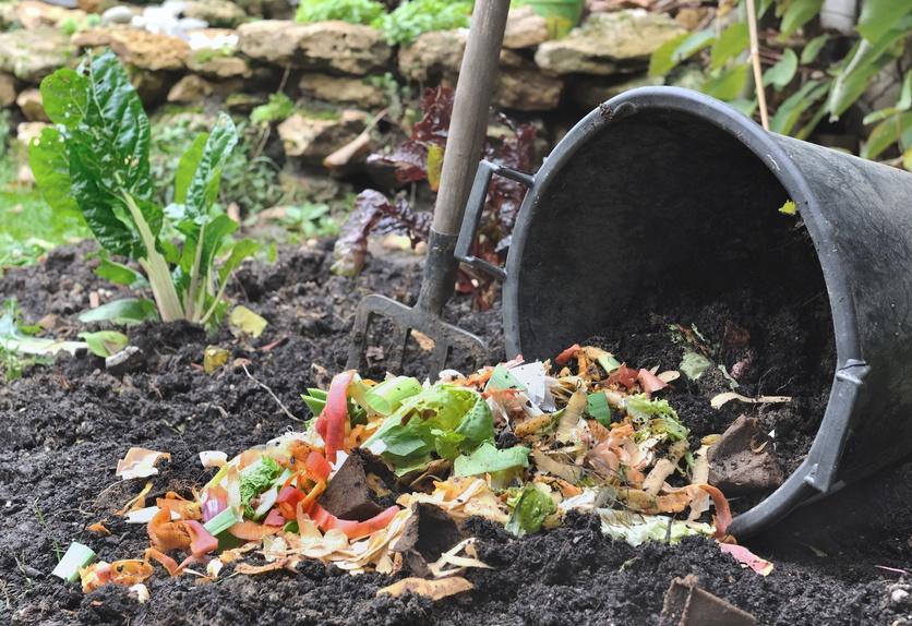 Comment accélérer la décomposition du compost au jardin ?