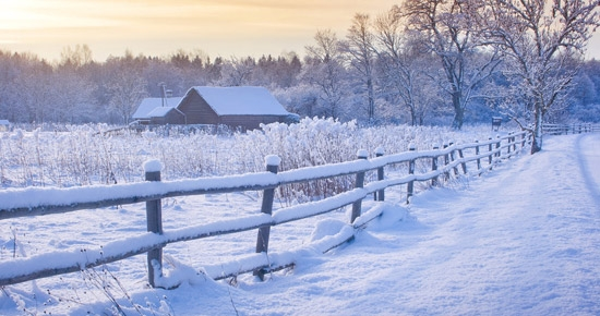 Comment protéger sa maison du froid ?